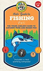 Calling all kids that love to fish!Ranger Rick Kids' Guide to Fishingwill teach you what you need to know to catch the biggest fish you've ever seen, and learn loads of facts about them, too. If you're like most young anglers, you do...