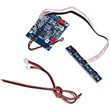 New DIY Bluetooth 4.0 Stereo Audio Receiver Speaker Amplifier Board Module_b
