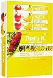That's It Fruit Bars - Apple & Banana - 1.2 OZ - 12 ct