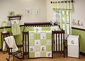 Amazon.com : Disney Baby My Friend Pooh 4 Piece Nursery