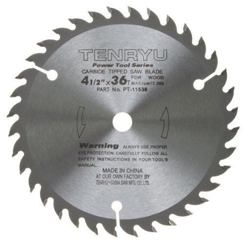 Pt Saw (Tenryu PT-11536 4-1/2