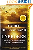 #4: Unbroken: A World War II Story of Survival, Resilience, and Redemption