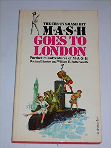 It's About Time for MASH to Invade the British Empire. The founding Fathers would be proud. https://amzn.to/2SDsIYu