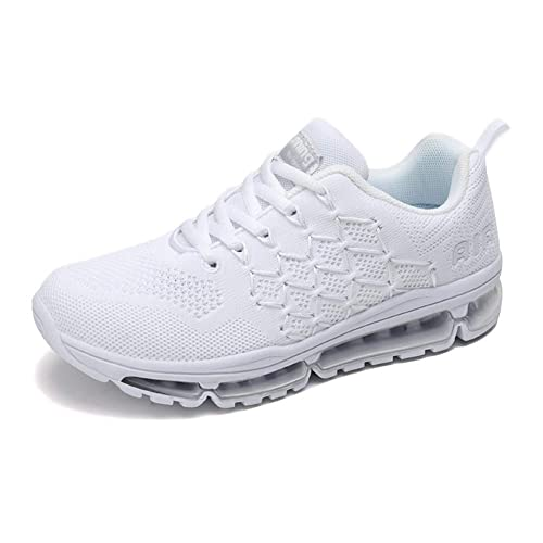 97a57f31a8bdb5 Uomo Donna Air Scarpe da Ginnastica Corsa Sportive Fitness Running Sneakers  Basse Interior Casual all'