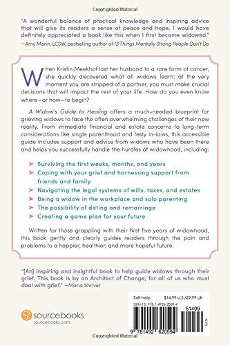 Advice for widows
