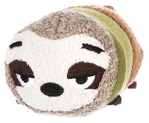 Disney Tsum Tsum Zootopia Flash 3.5