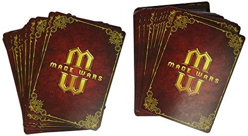 (Arcane Wonders Mage Wars Arena: Lost Grimoire Volume 1 Card Game)