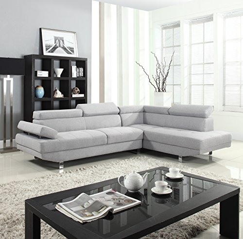 Divano Roma Furniture Contemporary Adjustable