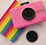 Photo : Polaroid Snap Instant Digital Camera (Pink) with ZINK Zero Ink Printing Technology