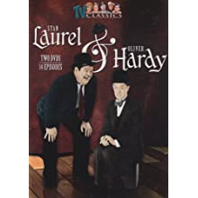 Laurel & Hardy, Vol. 1 & 2 (2004)