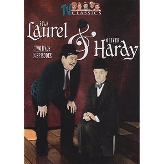 Laurel & Hardy, Vol. 1 & 2 (2004)