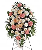With Sympathy Flowers - Flowers For Funeral - Funeral Flower Arrangements - Funeral Plants - Same Day Funeral Flowers - Condolence Flowers