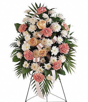 My Tribute To You - Same Day Funeral Flowers Delivery - Condolence Flowers - Flowers For Funeral - Funeral Flower Arrangements - Funeral Plants (Floral Arrangements For A Funeral)