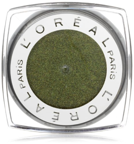 L'Oréal Paris Infallible 24HR Shadow, Golden Emerald, 0.12 oz.]()