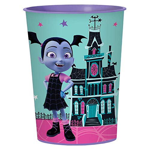 Vampirina Party Supplies 12 Pack Favor Cups by BirthdayExpress