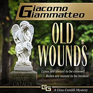 Old Wounds Audiobook