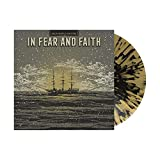 In Fear And Faith - Your World On Fire Limited Edition Beer With Classic Black Splatter LP Vinyl