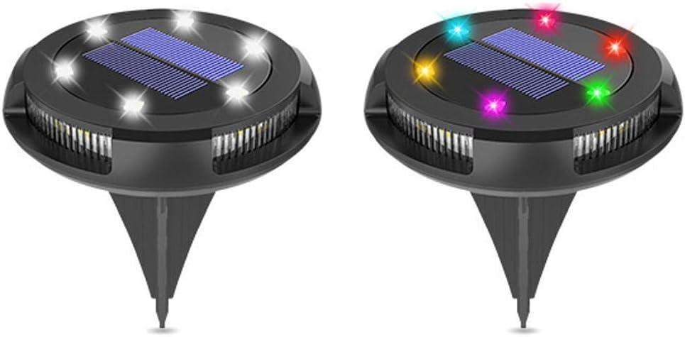 Lámparas LED solares Kloius para jardines por sólo 10,99€ con el #código: CPLQT9WO