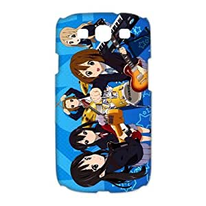 Gdragonhighfive Cell Phone Case Cover K-On Chibi Girl Band Samsung Galaxy S3 I9300 I9308 I939 Custom Case Cover Best Samsung Case Show