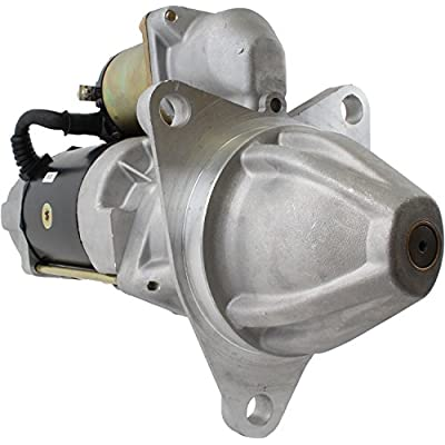 DB Electrical SNK0068 Starter (for HINO ENGINES, 28100-1020, Sawafuji 0350-602-0110, 0350-802-0224): Automotive