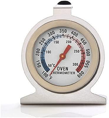 homiki termómetro de horno para colgar o con soporte para horno o ...