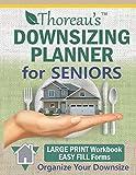 Thoreau's Downsizing Planner for Seniors (Thoreau's Downsizing Planners)
