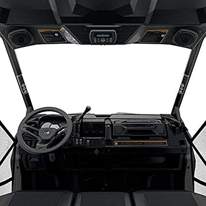 Amazon com: Can-Am Defender Overhead Complete Audio System