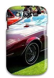 High Grade JeffreySCovey Flexible Tpu Case For Galaxy S3 - Farago