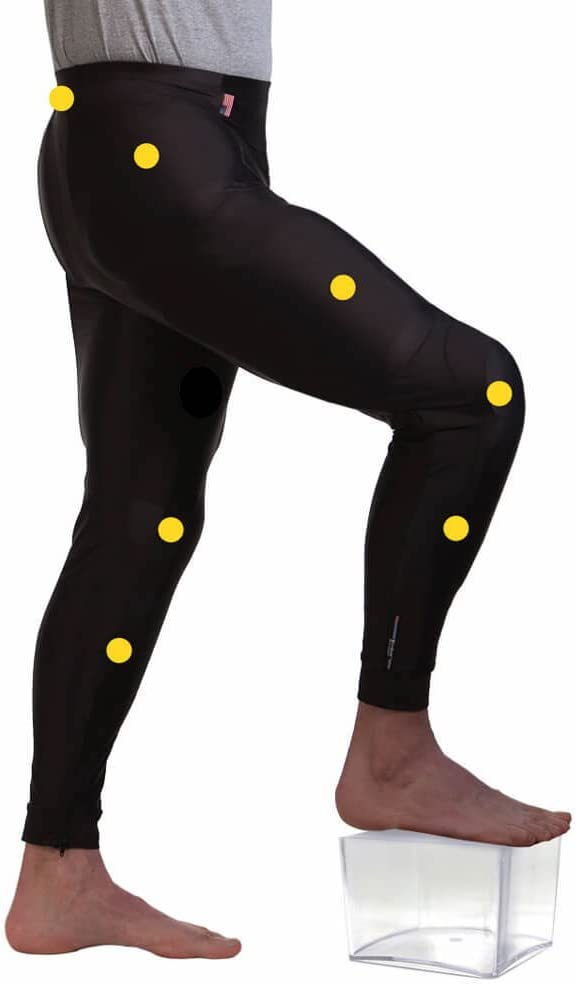 X-Large Bohn Bodyguard Adventure Armored Pants