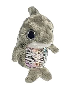 Aurora World Plush Animal Toy, Buckee Shark, 6""