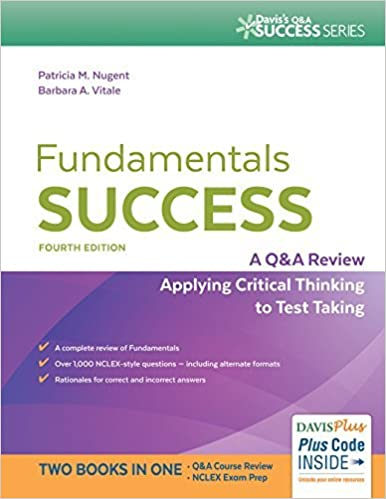 Fundamentals success a qa review applying critical thinking to test fundamentals success a qa review applying critical thinking to test taking 4th edition kindle edition fandeluxe Gallery