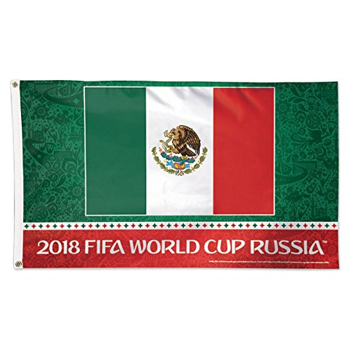 WinCraft Mexican National Team 2018 FIFA World Cup Flag