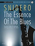 #8: The Essence of the Blues - Tenor Saxophone: 10 Great Etudes for Playing and Improvising on the Blues, Book & CD (Advance Music)