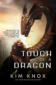Touch of a Dragon (English Edition) por [Knox, Kim]