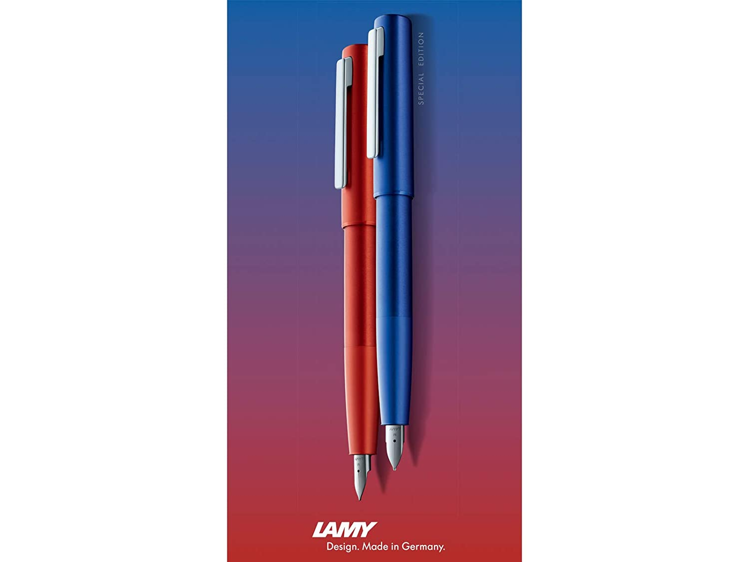 Lamy Aion Red Special Edition 2019 Stylo plume
