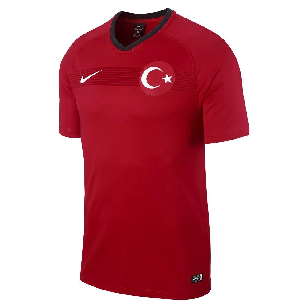 2018-2019 Turkey Home Nike Supporters Shirt B07C6LGL2VRed XL 46-48\