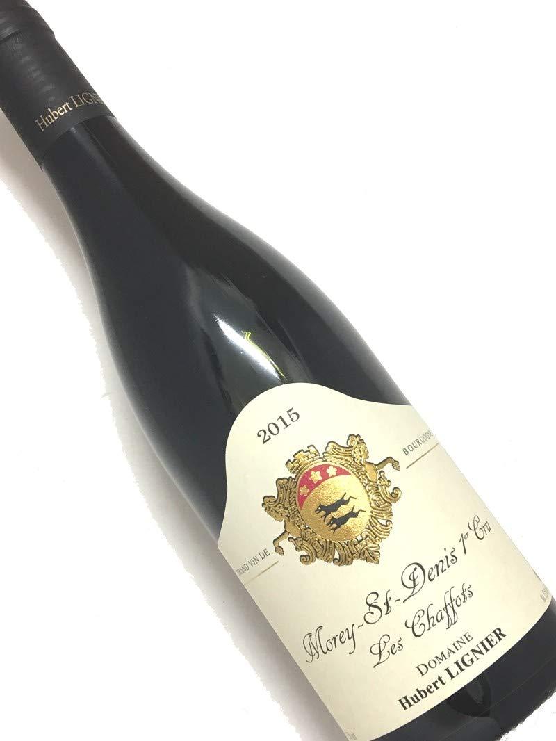 2015年 ユベール リニエ モレサンドニ レ シャフォ 750ml フランス ブルゴーニュ 赤ワイン  B07N81SK46