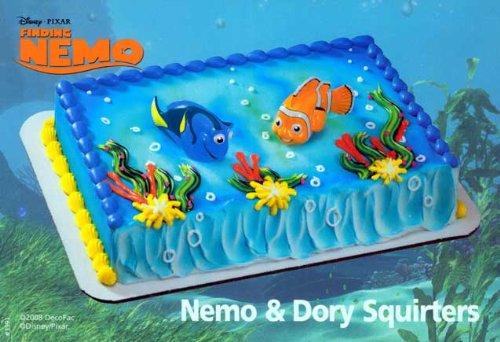 Outstanding Finding Nemo Cake Toppers Shop Finding Nemo Cake Toppers Online Funny Birthday Cards Online Alyptdamsfinfo