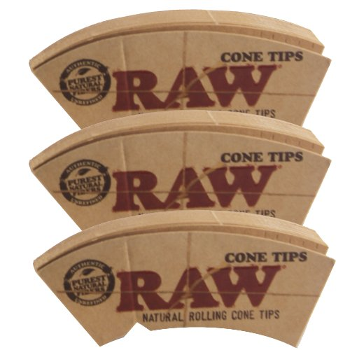 RAW Cone Tips 3 Pack