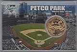 San Diego Padres Petco Park 24K Gold Highland Coin Postcard Set fully licensed