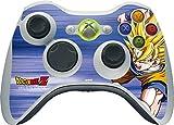 Dragon Ball Z Xbox 360 Wireless Controller Skin - Dragon Ball Z Goku Vinyl Decal Skin For Your Xbox 360 Wireless Controller