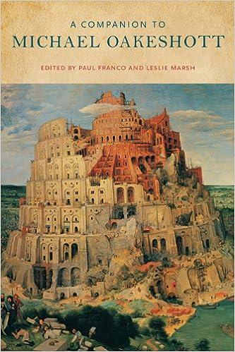 Book Companion to Michael Oakeshott