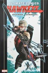 { ULTIMATE COMICS HAWKEYE BY JONATHAN HICKMAN (ULTIMATE COMICS HAWKEYE) - GREENLIGHT } By Hickman, Jonathan ( Author ) [ Feb - 2012 ] [ Hardcover ]