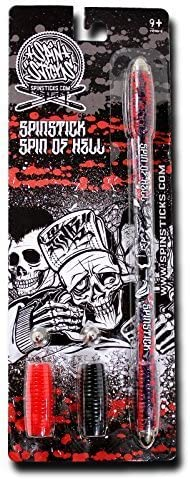 Pen Spinning Mod (Spinsticks) Graffity Design Spin of Hell (A8 ...