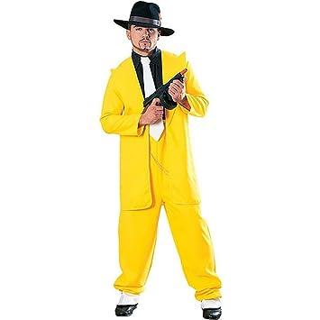 Yellow Zoot Suit XL (disfraz): Amazon.es: Juguetes y juegos