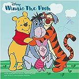 Disney Winnie The Pooh - 2019 Wall Calendar - 12x12