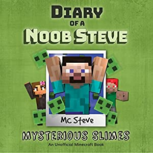 Diary of a Minecraft Noob Steve, Book 2 Audiobook