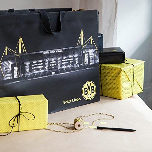 BVB Papiertragetasche Groß, Papier, Mehrfarbig, 50.5 x 39.5 x 22 cm