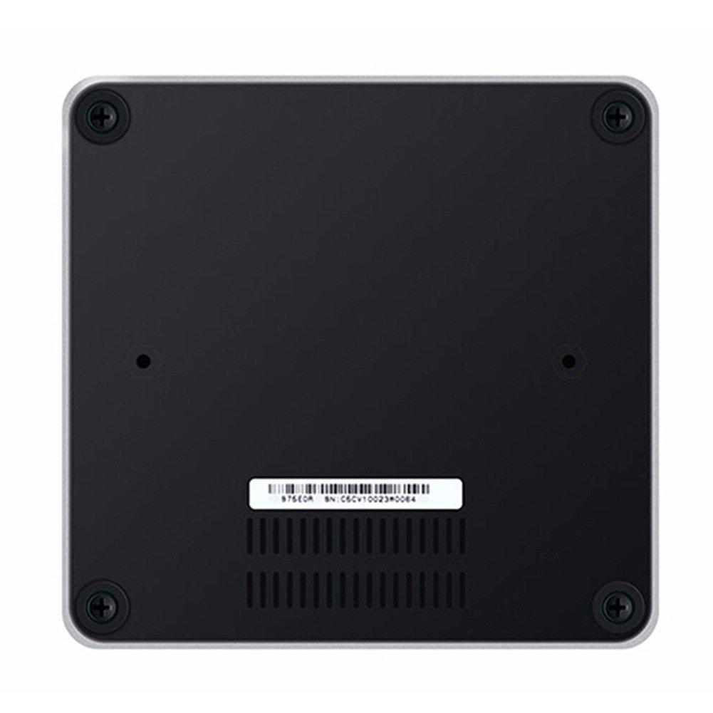 Windows 10 Mini PC Desktop Computer Intel Core I5 8250U 4K Support DDR4 RAM M.2 SSD Black Partaker B15: Amazon.es: Informática