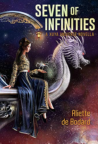 Book Cover: Seven of Infinities